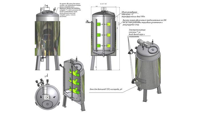 Биореакторы своими руками
